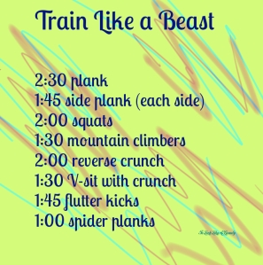 train like a beast workout edited